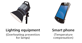 Lighting equipment/Smart phone