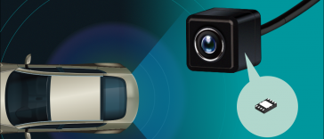 [Application] ICs ideal for Automotive Camera
