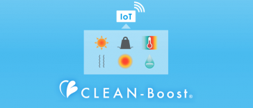 What's CLEAN-Boost® Technology?