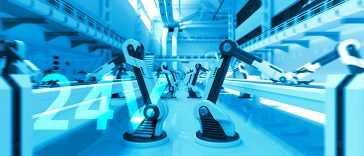 [SMART FACTORY] Improving performance of sensor devices / industrial robots