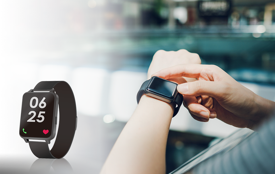 Smart Watches and Smart Bands - ABLIC Inc.
