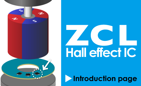 Introduction of ZCL Hall effect IC