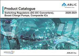 Product Catalog Switching Regulators (DC-DC Converters), Boost Charge Pumps, Composite ICs