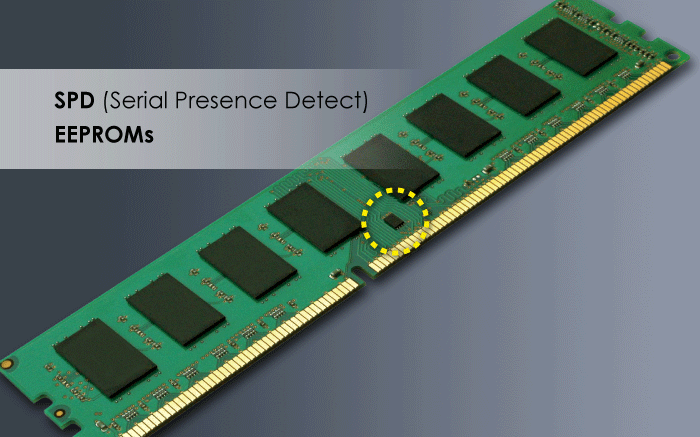 Serial Presence Detect EEPROM